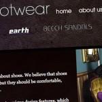 Concept Footwear Homepage