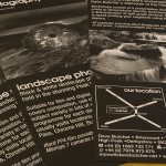 Promotional Flyers for Dave Butcher's Photography Courses